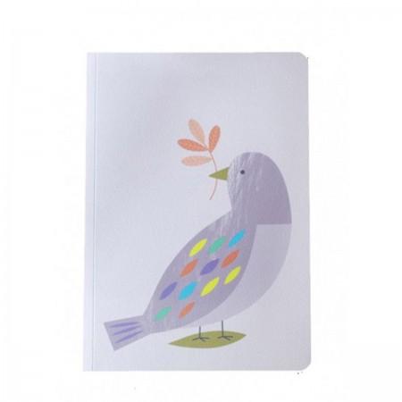 Cahier bird