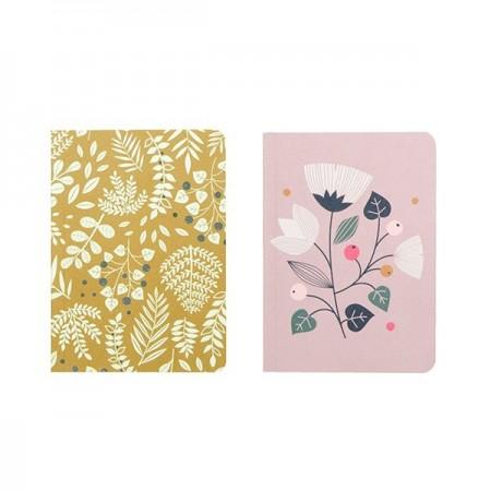 Duo carnet Arbre/Jardin