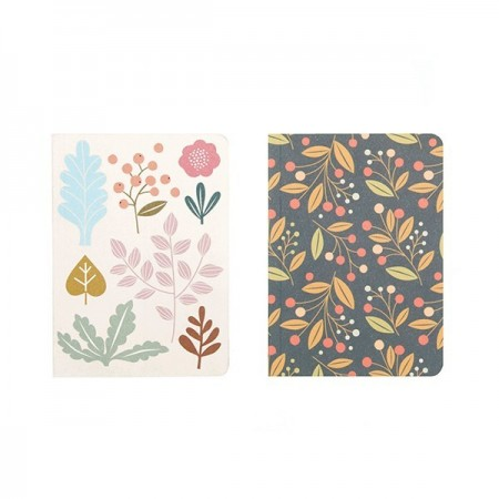 Duo carnet Baies/Herbier