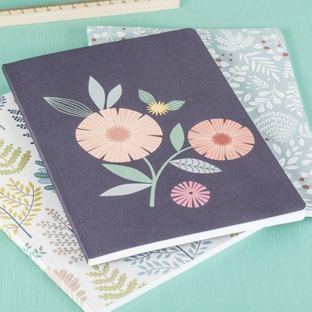 Bouquet Notebook
