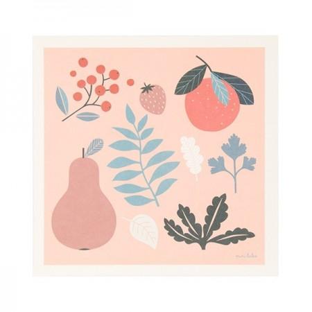 Herbarium Poster