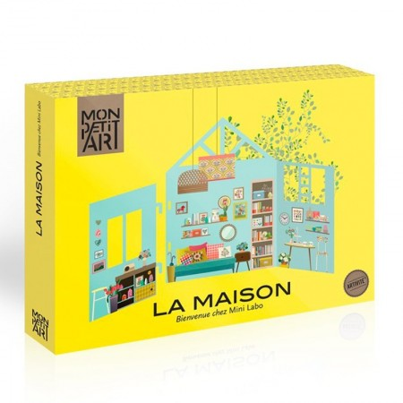 Mini Labo house