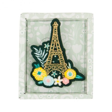 Paris brooch