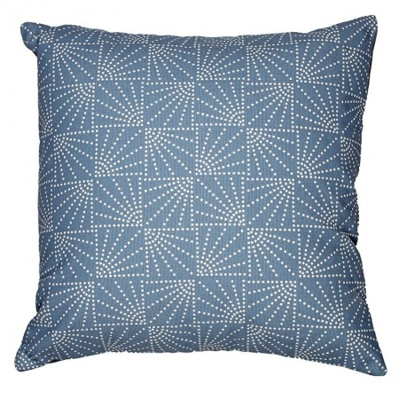 Fan grey Cushion