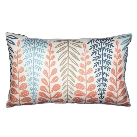 Branches coral Cushion