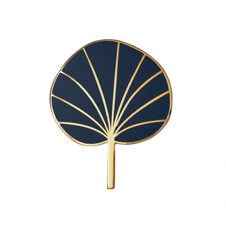 Pilea navy Pin's