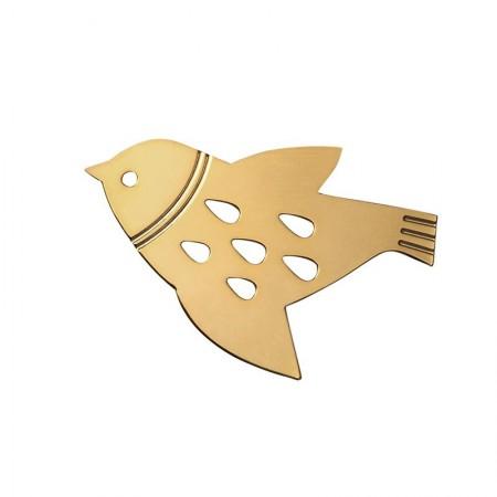 Pin's Oiseau doré