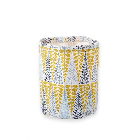 Yellow round Branches Basket
