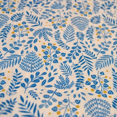 Paros bush pattern fabric