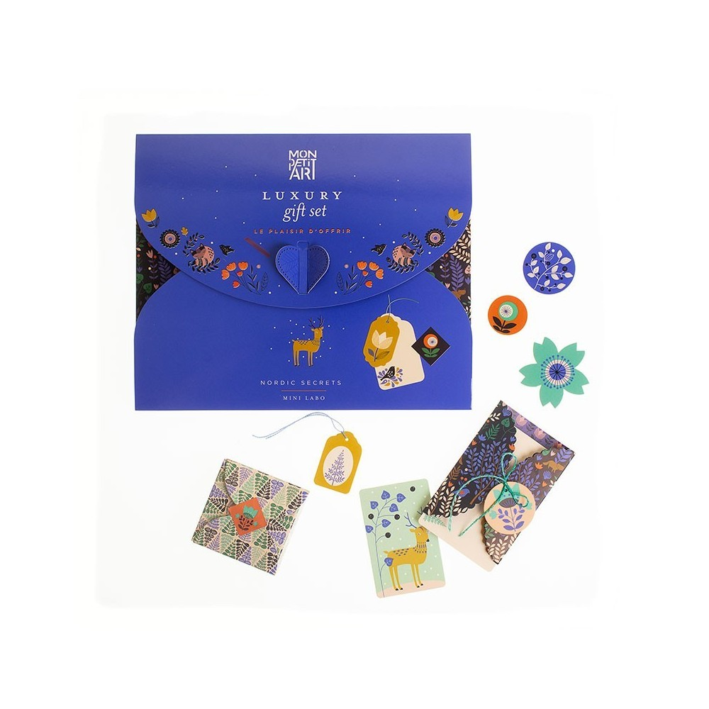 "Luxury Gift Set "" Nordic Secret"""