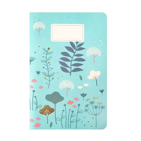 Lullaby notebook 64 pages