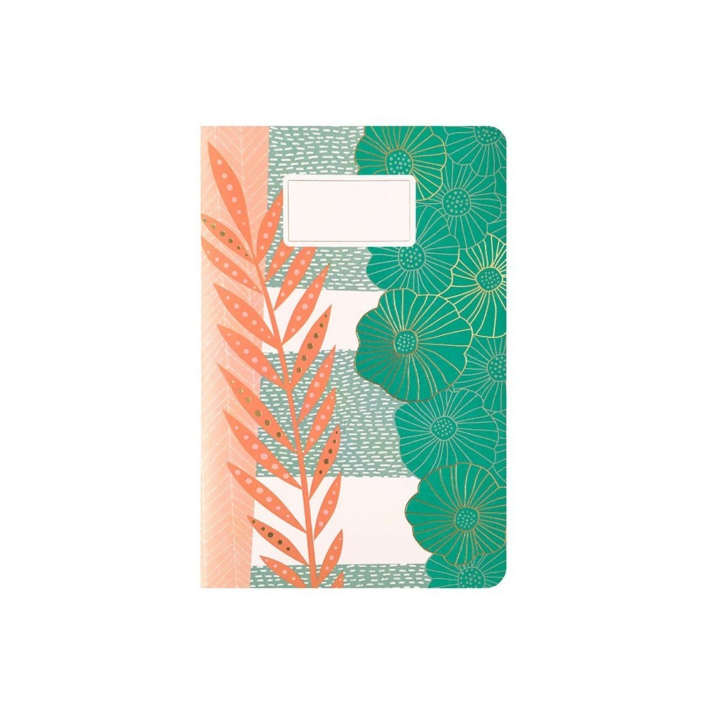 Stripe notebook 64 pages