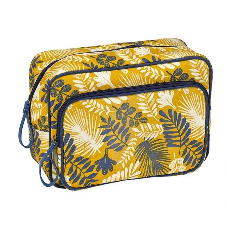 Tropic pattern Toilet Case