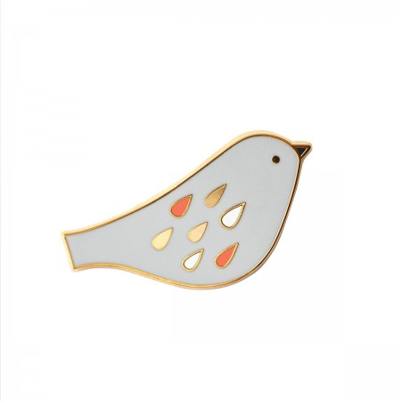 Sweet powder Bird Pin's