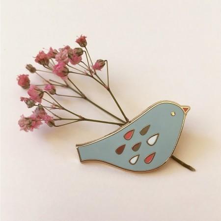 Pin's Oiseau Sweet Perle