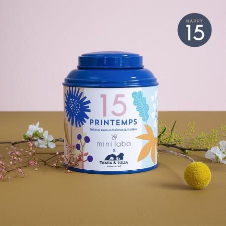 Tea 15 springs