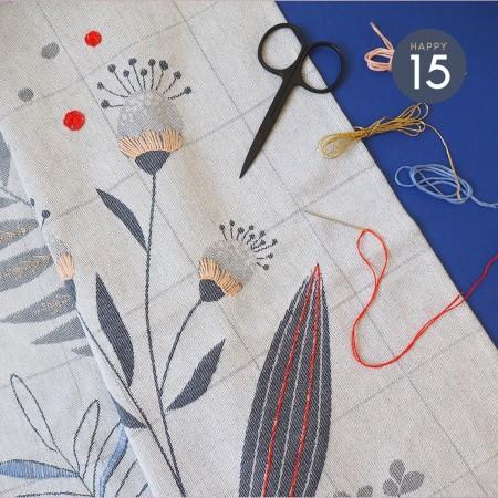 Atelier torchon brodé x Séverine Prélat