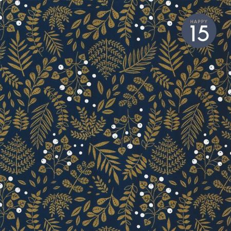 Japanese paper with night bush pattern sheet