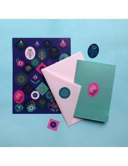 Origami Green Creative hobby Kit