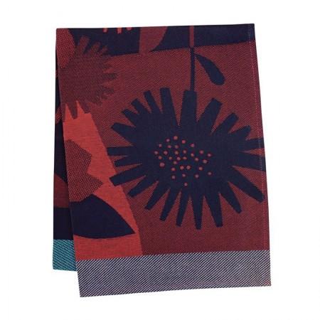 Torchon motif Papercut en Jacquard