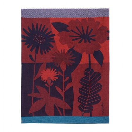 Papercut Tea Towel