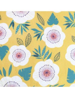 By the metre Fabric Elsa pattern
