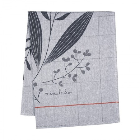 Bouquet tea towel