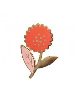 Pin's Dalhia Corail