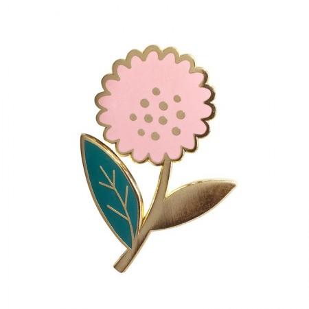 Pink Dalhia Pin's