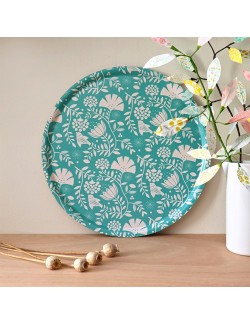 Indian Mood round Tray - 45 cm -