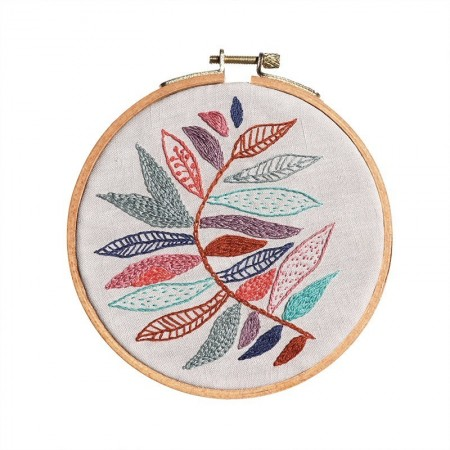 Rameau Embroidery Kit