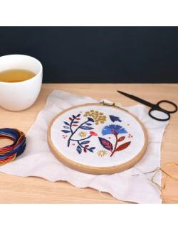 Rameau Embroidery Kit