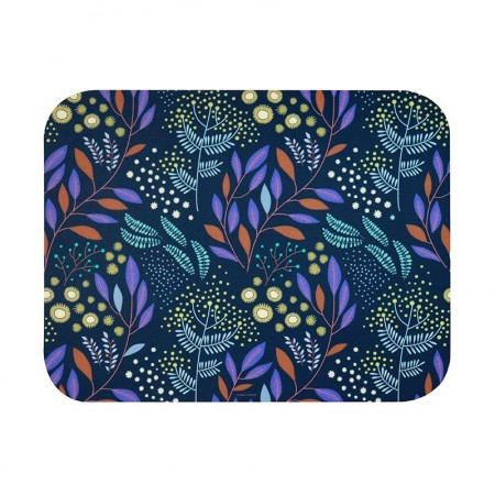 Navy Mimosa Place Mat
