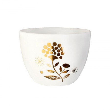 Porcelain bowl Indian Flower