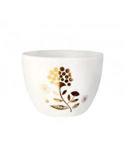 Bol en porcelaine Fleur indienne