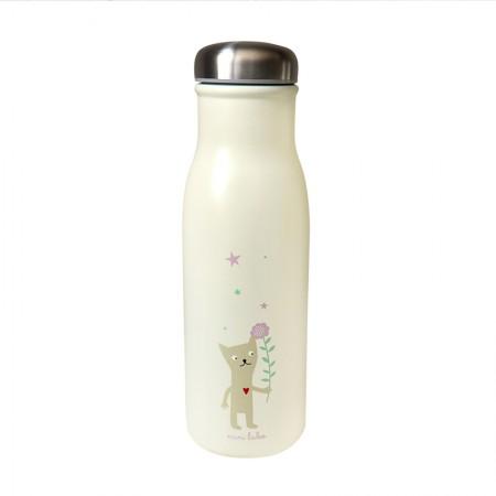 Lovecat isothermal bottle