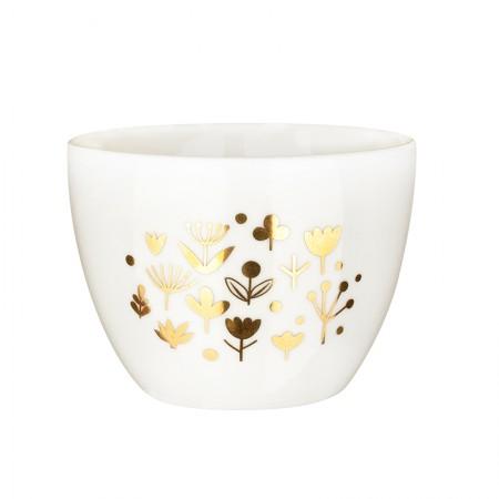 Porcelain bowl Maquis