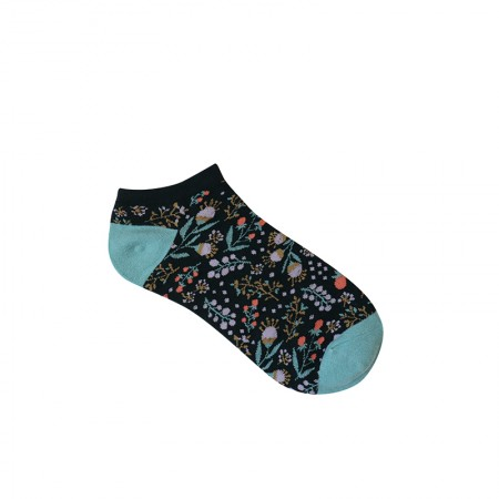 Jacquard socks with Susan Pattern