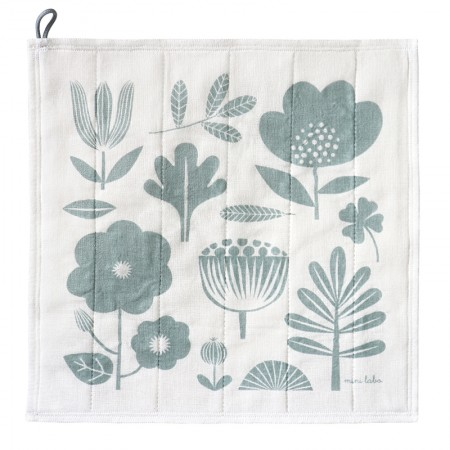 Botanical cotton gauze cloths
