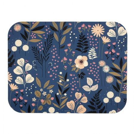Blue Garden Place Mat
