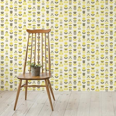 Peaonies Wallpaper