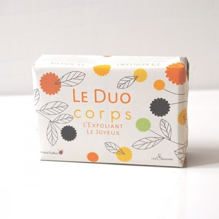 Body soap duo