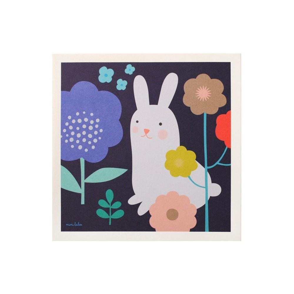 Flowers tree Poster